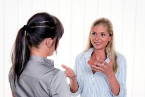 Mit Fragen die Gesprächsführung gestalten