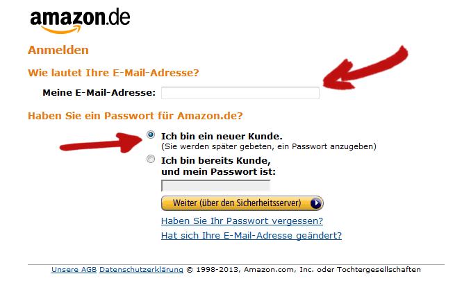 Geld verdienen mit Amazon 2