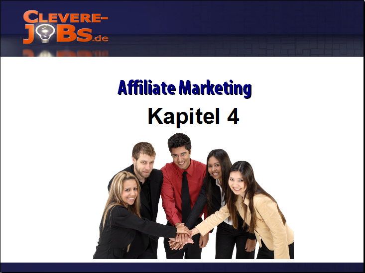 Wie Du Geld im Internet verdienst  Der Affiliate Marketing Kurs Kapitel 4 post thumbnail image
